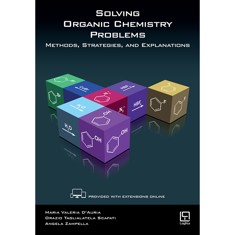 organic chemistry problem solver Interactive problems to aid students of organic chemistry reactions of organic halides i since problem solving is essential to achieving an effective.